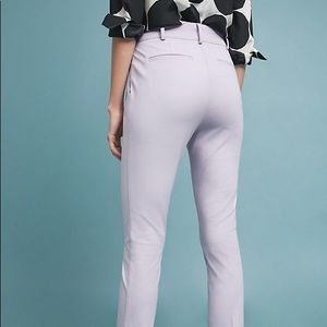 Anthropologie Pants - NWT Anthropologie The Essential Slim Trouser